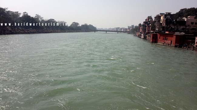 Holy River Ganga