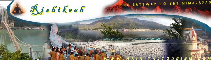 Rishikesh - TThe world capital of Yoga